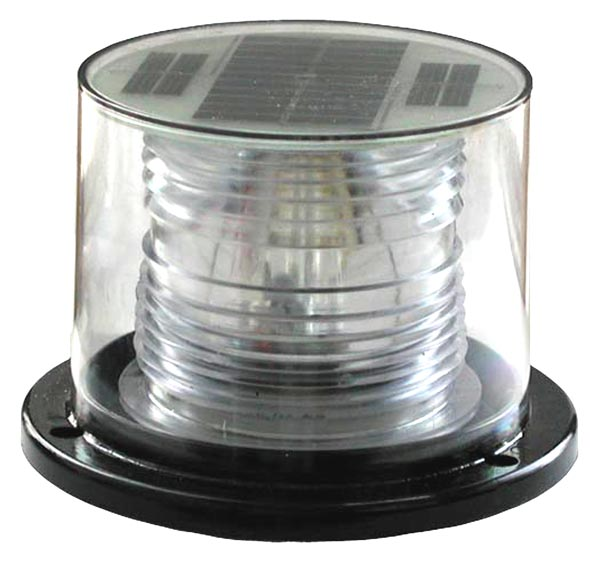 solar powered anchor light