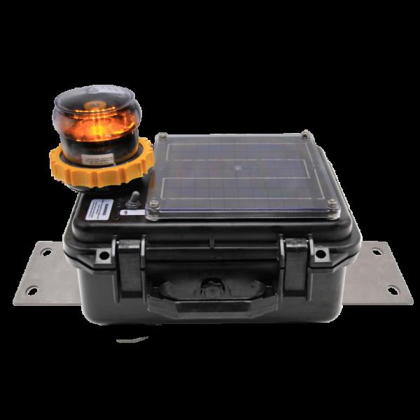 BGLEDCASE-FL-FLAT (Solar)