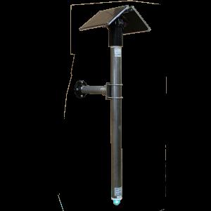 Solar Bridge Tube Light (Dual Panel)