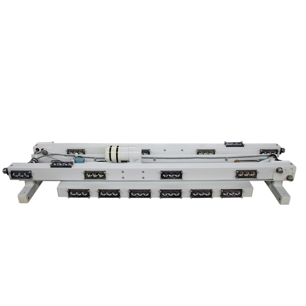 Vertical Light Bar - Retracted (Front View)